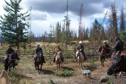 2008 Completion of Leighton Lake corrals