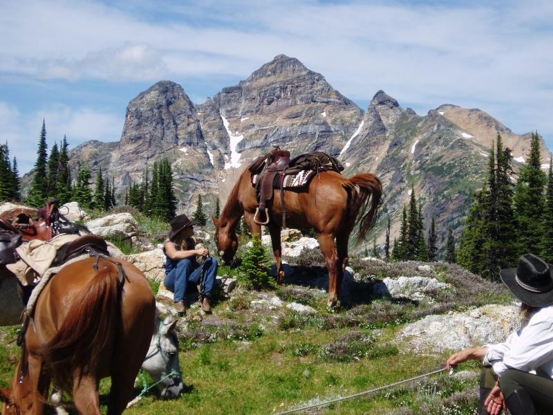 the Pinnacles - Monashee Mountains