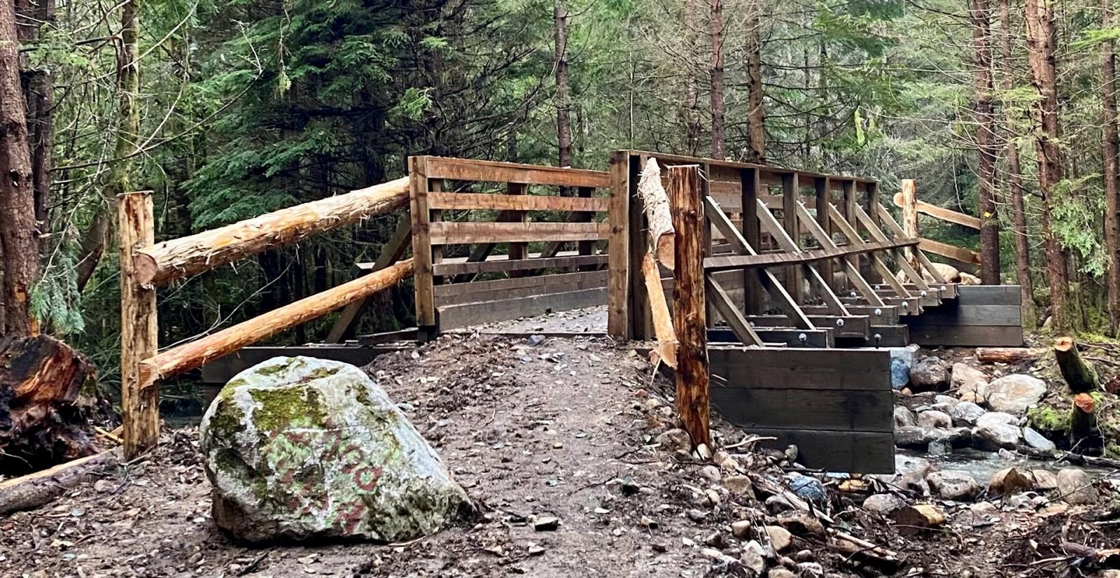 The Nesakwatch Bridge
